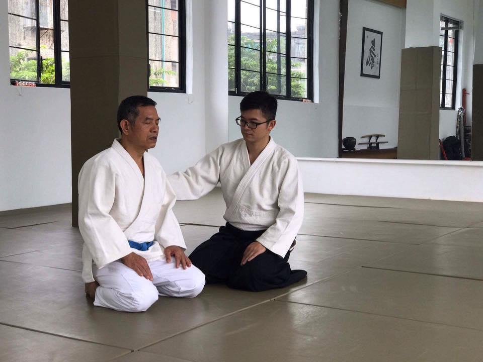 Ki Test trong Ki Aikido