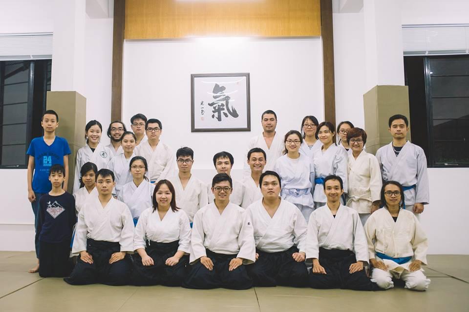 tiêu chuẩn thi kyu clb ki aikido hà nội