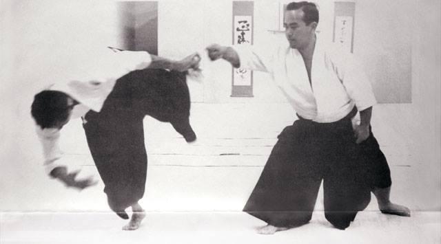 tohei kochi sensei ki aikido