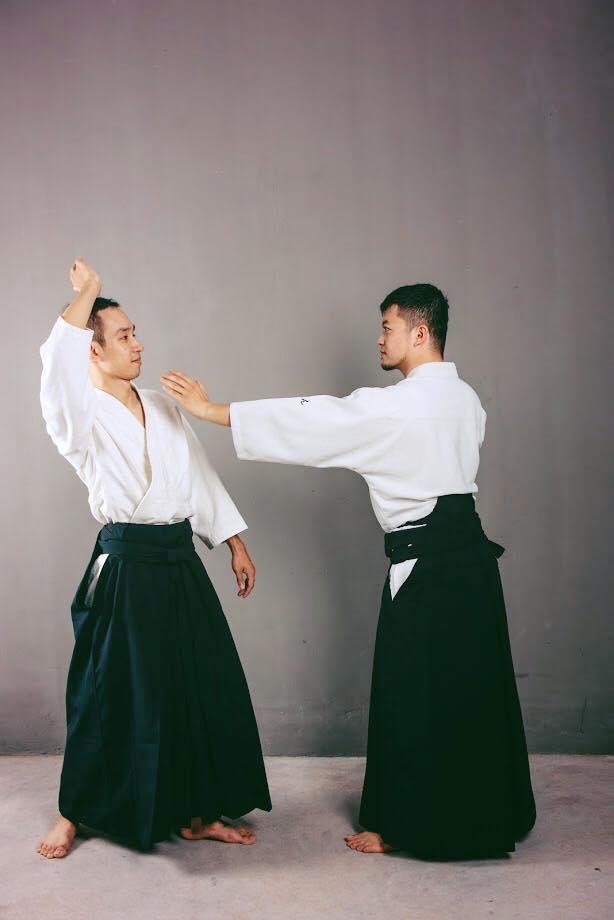 clb ki aikido hà nội ma-ai 1