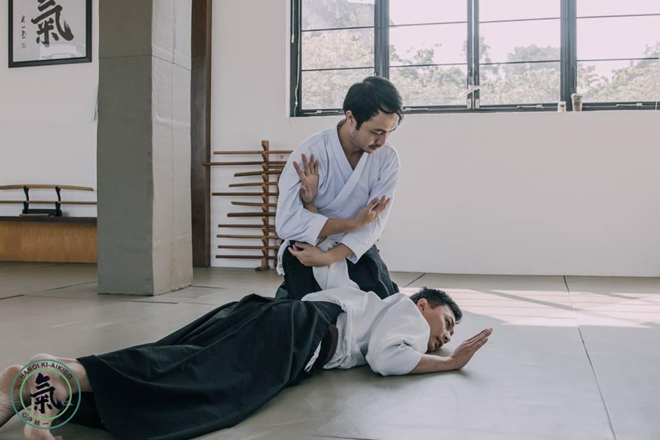 CLB Ki Aikido Hà Nội